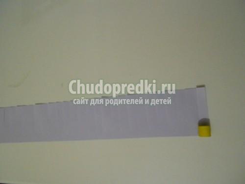 Весенние поделки из бумаги в школу