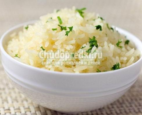 Как приготовить рис: лучшие рецепты с фото