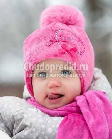 Выбираем шапки для детей