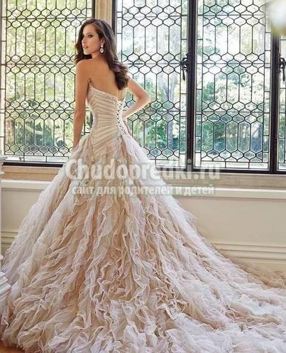Cвадебные платья 2015: лучшие фото