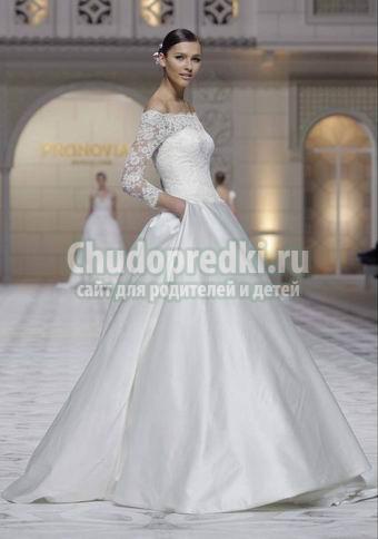 Свадебные платья 2015: лучшие фото