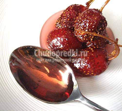 Клубничное варенье: вкусные рецепты с фото