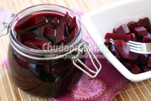 Заготовки на зиму из свеклы: пошаговые рецепты с фото
