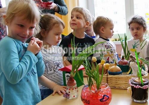 Планирование по теме весна: перспективное и тематическое