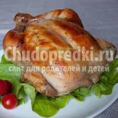 Рецепт курицы в духовке целиком. ТОП-10 с фото