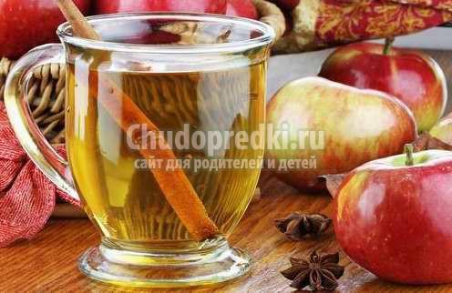 Яблоки с корицей: лучшие рецепты с фото