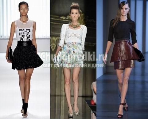 Летние юбки: самые актуальные тенденции 2015