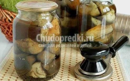 Консервируем баклажаны на зиму: лучшие рецепты с фото