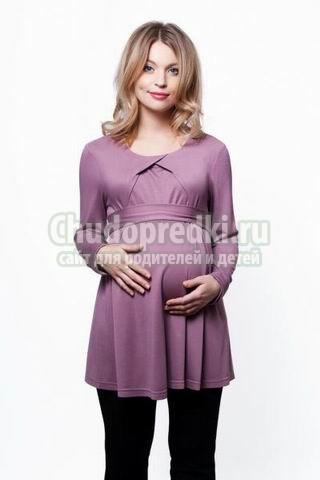 Одежда для будущих мам. Выглядеть стройной? Не проблема!
