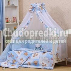 Выбираем правильно постельный комплект в кроватку