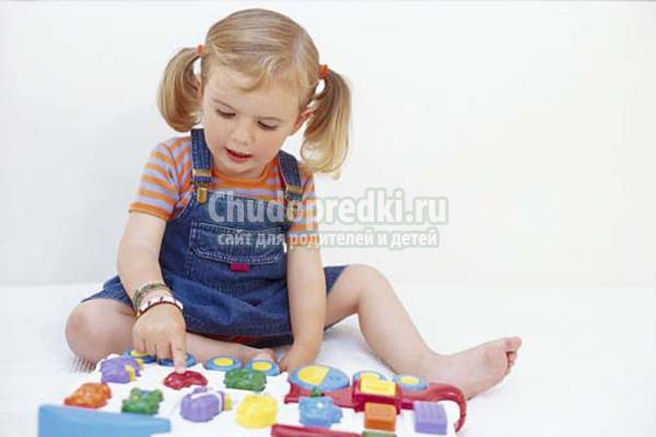 развитие фантазия и воображение у детей