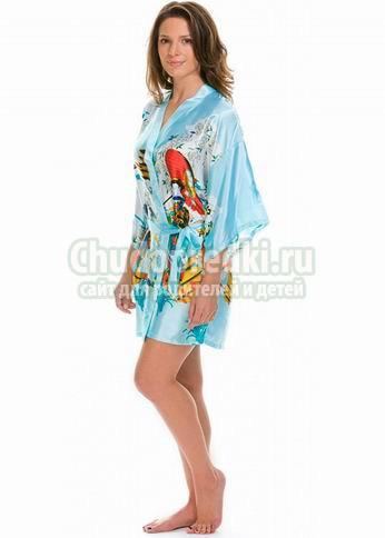 Топ 5 модных тенденций домашних халатов