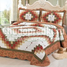 Покрывало на кровать: лучшие разновидности для спальни