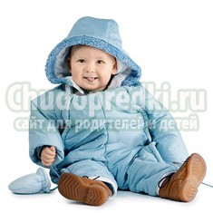 Детские комбинезоны на зиму. Виды и правила выбора