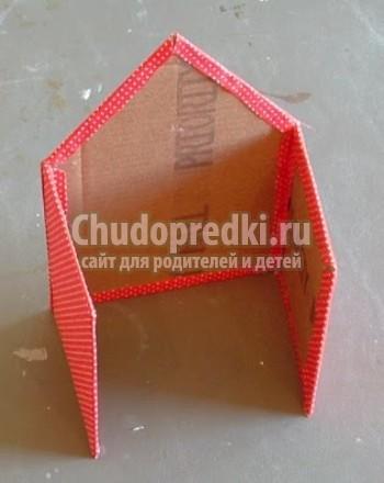Поделки из картона