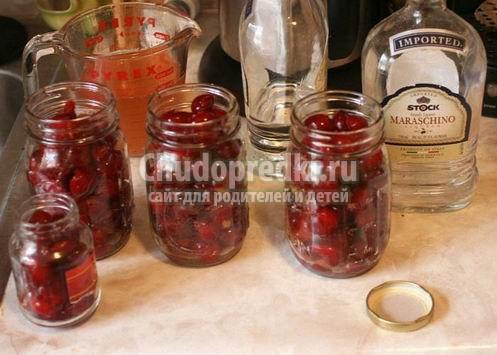 Настойка из вишни: популярные рецепты с фото