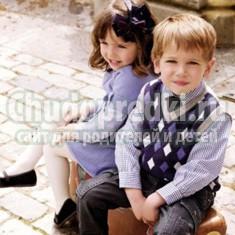Стили детской одежды: на праздник и в будни
