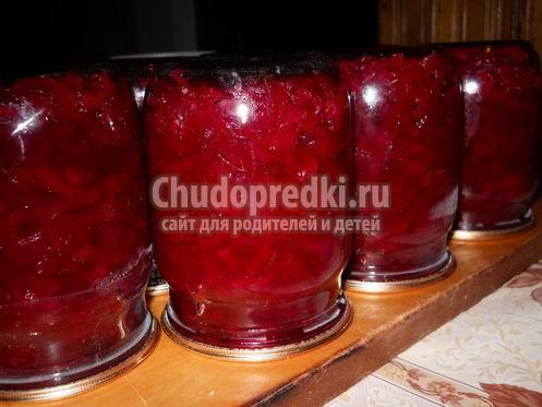 Салаты на зиму с чесноком - вкусно и полезно
