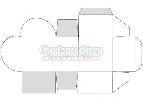 Коробочка из бумаги: как сделать своими руками