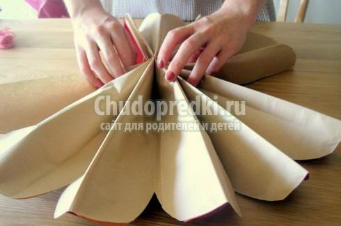 Помпоны из бумаги: как сделать? Пошаговые мк с фото