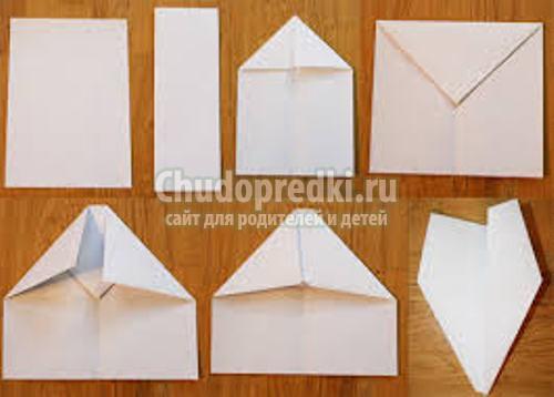 Летающие самолеты из бумаги