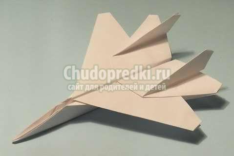 Летающие самолеты из бумаги: фото, идеи и мастер-классы