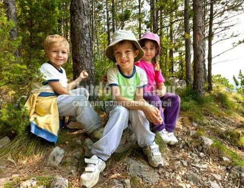 Отправляем ребенка в лагерь: полезные советы