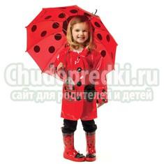 Зонтики для детей: правила выбора