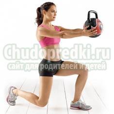 Особенности силовой тренировки для женщин