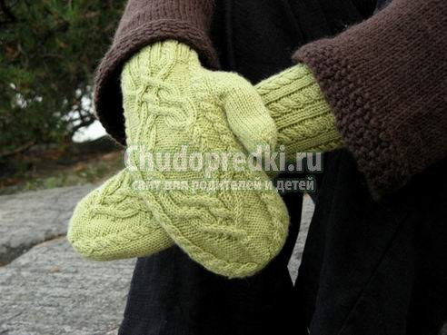 Зимнее вязание спицами. Идеи на любой вкус!