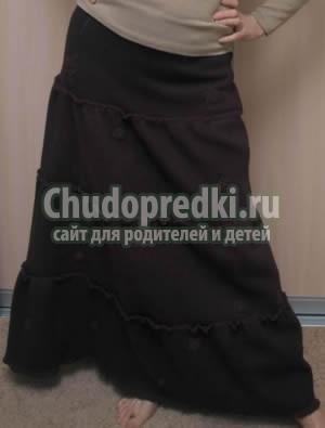 Зимние юбки. Мастер-классы, схемы и фото
