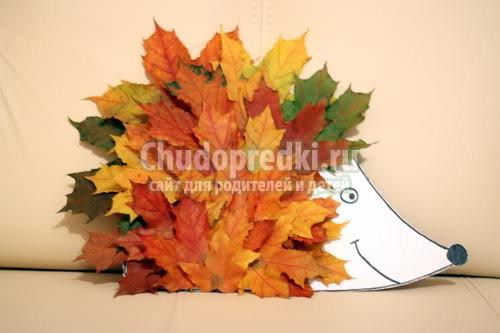 Лучшие поделки золотая осень