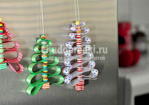 Как сделать новогоднюю игрушку? Лучшие мастер-классы с фото