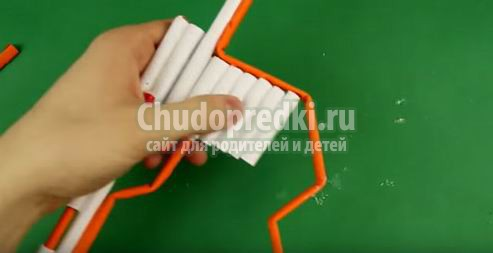 Как сделать из бумаги пистолет? Мастер-классы с фото