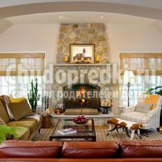 Особенности дизайна гостиной в частном доме