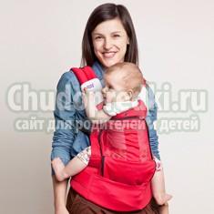 Виды рюкзаков-переносок для детей