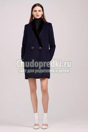 Пальто осень 2016