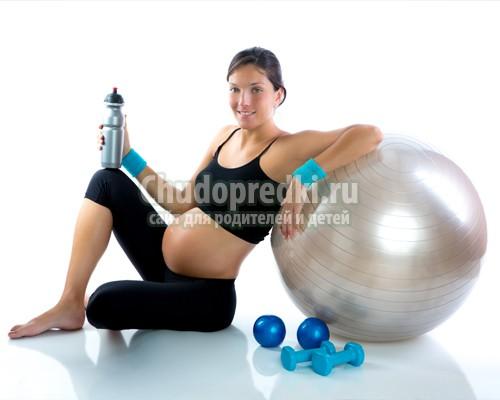 Особенности физической подготовки беременных к родам