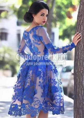 Платья на выпускной: самые модные тренды 2016