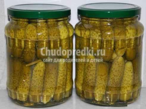 Маринованные огурцы. Золотые рецепты для хозяюшек