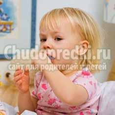 Самые распространенные причины кашля у детей