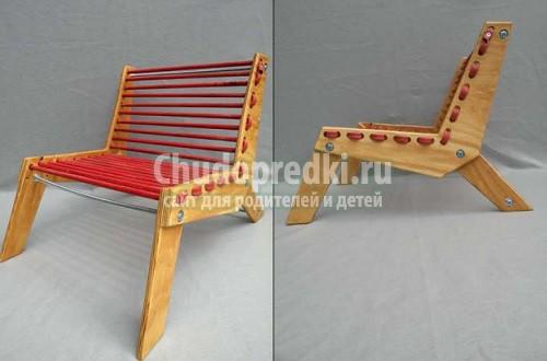 Мебель для дачи своими руками: как сделать? Пошаговые мастер-классы с фото