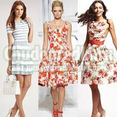 Летние платья на каждый день: рекомендации по выбору