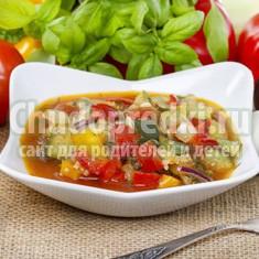 Рагу из кабачков: популярные рецепты с фото