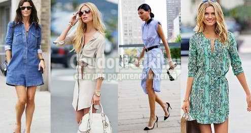 ac1973a9353756b Красивые летние платья 2016: фото и фасоны