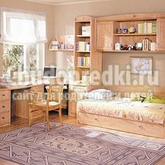 Выбираем мебель в детскую комнату для ребенка