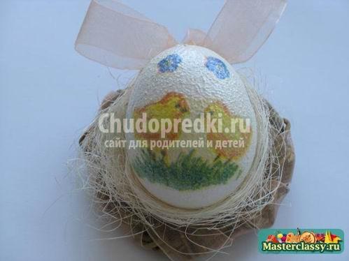 Поделка: пасхальное яйцо. Популярные идеи для детей и взрослых