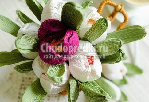 Первоцветы. Весенние поделки и рисунки