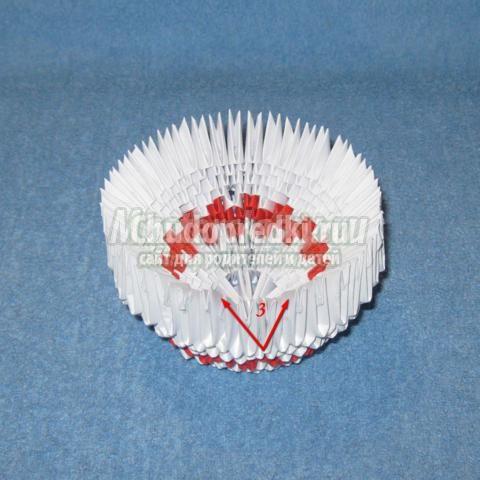 Пасхальное оригами. Складываем вместе с детьми