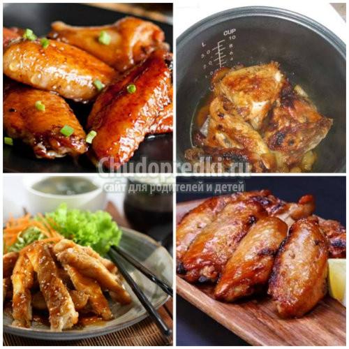 Курица с медом: популярные рецепты с фото
